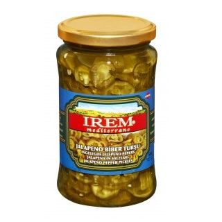 11060 Irem Jalepeno Pepers 340gr