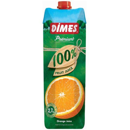 20513 Dimes Sinaasappel 100%