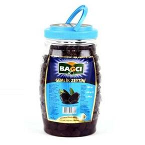 Bagci Zwarte Olijven 1500gr