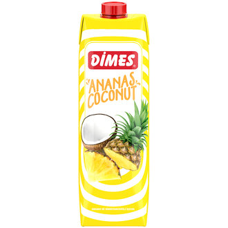 Dimes - Hindistan ceviz ve ananas 1lt