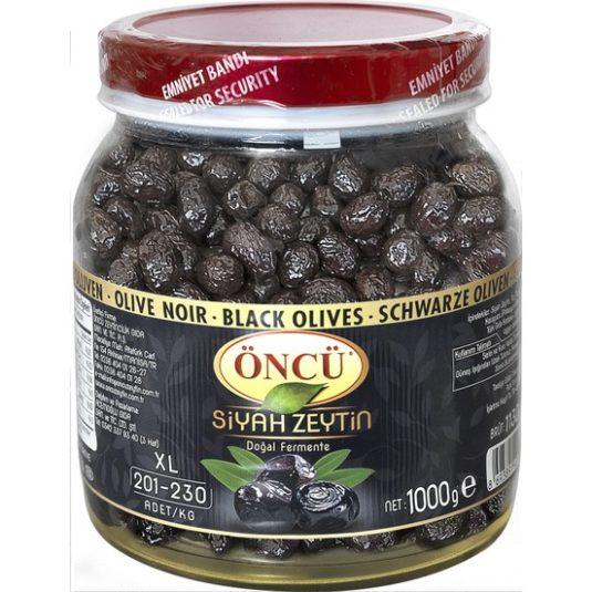 Oncu - Siyah Zeytin XL 1kg